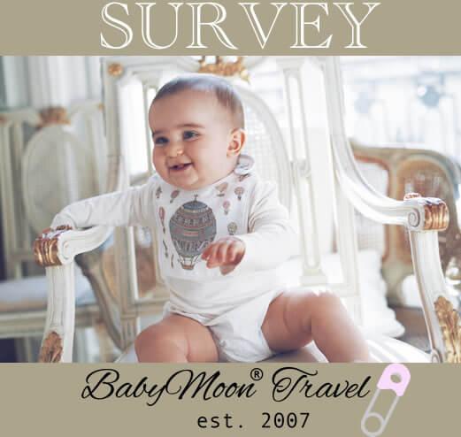 Atelier Choux Paris - BabyMoon Survey