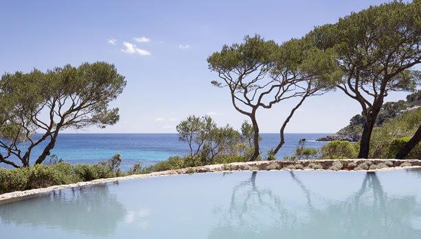 Mallorca Babymoon at Pleta de Mar