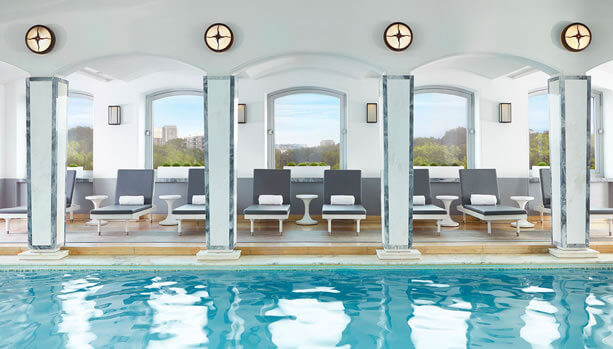 The Berkeley London - Rooftop Pool