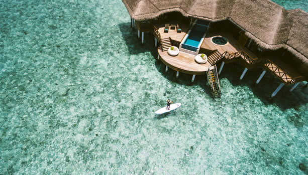 Huvafen Fushi - Ocean Pavilion