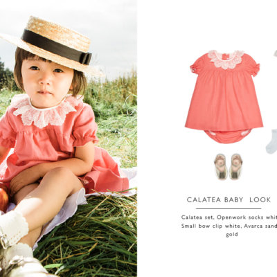 La Coqueta Spanish Children's Designer Clothes