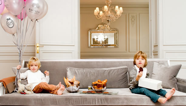 New Site for Luxury Family Packages
