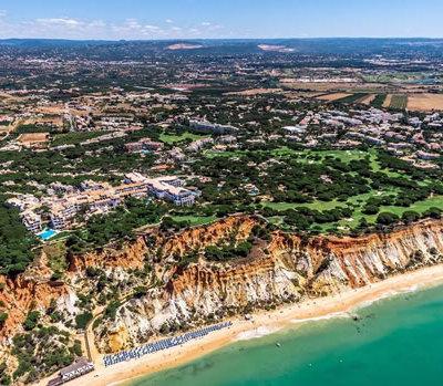 Algarve Babymoon Break at award-winning resort Pine Cliffs