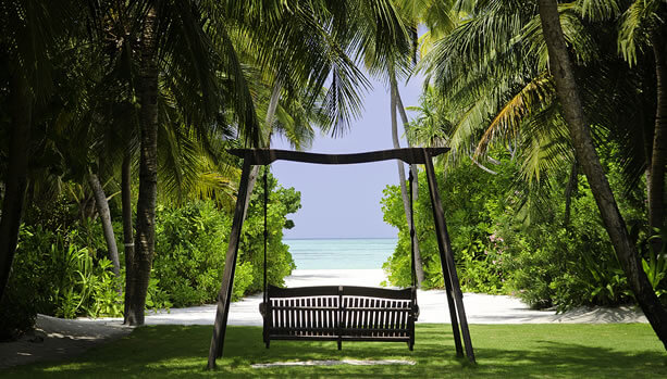 dream of your baby at One&Only Reethi Rah Maldives