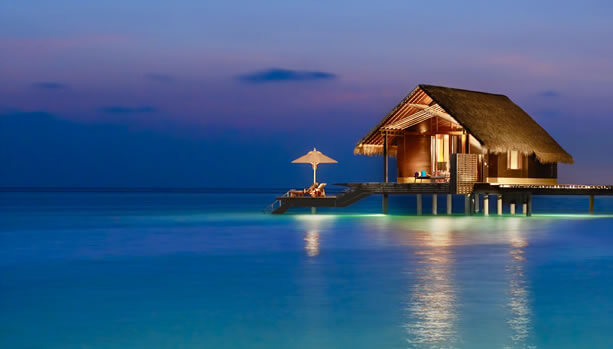 Water Villa at One&Only Reethi Rah Maldives