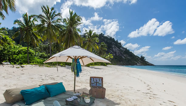 Seychelles Babymoon at North Island