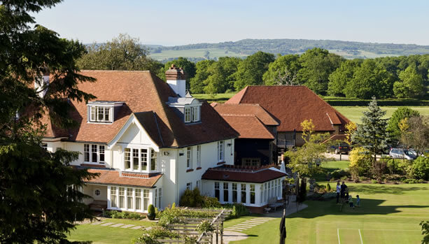 West Sussex Babymoon at Park House, Hotel & Spa