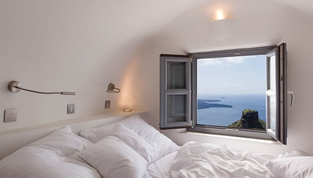 Santorini Babymoon at Kapari Natural Resort - Premium Room with View