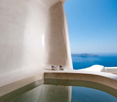 Santorini Babymoon at Kapari Natural Resort - Private Residence