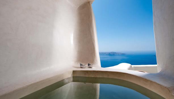 Santorini Babymoon at Kapari Natural Resort - Private Residence