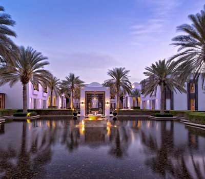Oman Babymoon at The Chedi Muscat