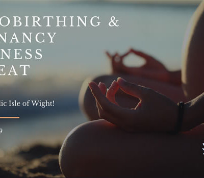 March Hypnobirthing Retreat Isle of Wight Babymoon