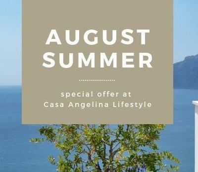Summer Offer at the Amalfi Coast