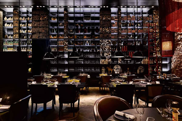 Taiko - ©Conservatorium Hotel Amsterdam / The Set Collection
