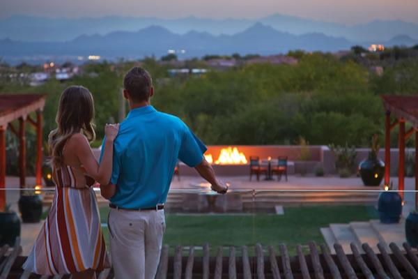 Stunning Views -©Four Seasons Resort Scottsdale at Troon North