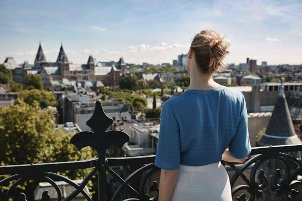 Stunning Views of Amsterdam - ©Conservatorium Hotel Amsterdam / The Set Collection